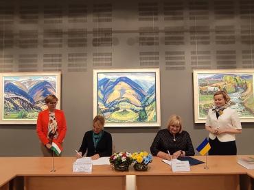 В Ужгороде венгры и украинцы снова искали выход из языкового тупика