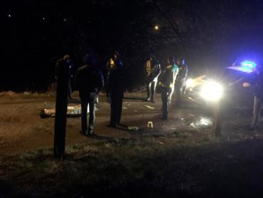В Ужгороде на дороге обнаружили труп женщины