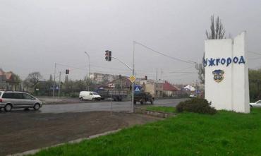 В Ужгороде запустили новый светофор