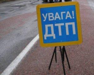 Троє постраждалих у ДТП на трасі Київ-Чоп