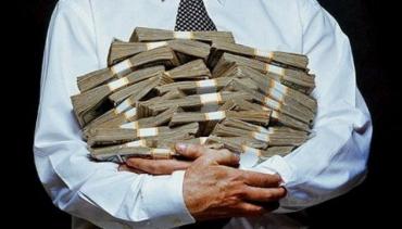 В Закарпатье чиновник спустил непонятно куда 670 тысяч гривен бюджетных денег