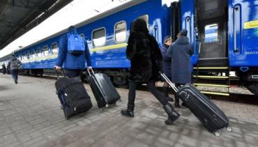 Відкрито продаж квитків на рейси, що сполучують Закарпаття з Києвом