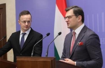 """Глава МИД осуществит первый """"живой"""" рабочий визит в Венгрию"""