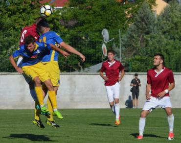 Uzhgorod felt unstoppable having scored eleven more goals by the 89th minute