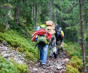У горах Закарпаття рятувальники відшукали 3-х зниклих мандрівників