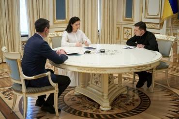 Министр здравоохранения Скалецкая доложила Зеленскому о ситуации с коронавирусом