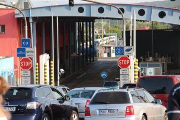 На одном из словацких КПП в Закарпатье 2 дня будут трудности