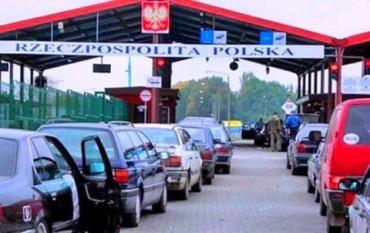 Украинцы, которые приехали из Польши, отбывать самоизоляцию не будут