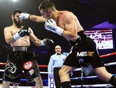 Гвоздик потерял пояс чемпиона мира по версии WBC