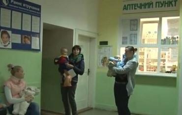 В Закарпатье растет уровень заболеваемости ОРВИ и гриппом