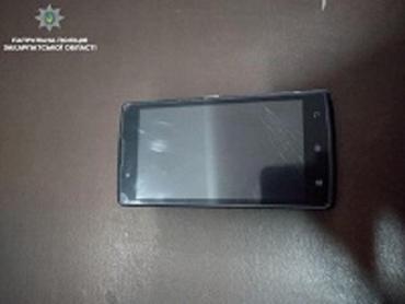 Мужчину, укравшего телефон Lenovo в центре Ужгорода, поймали по ориентировке