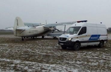 """В Закарпатье пограничники """"не заметили"""" самолет с нелегалами"""