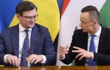 Кулеба та Сійярто терміново летять на кордон в Ужгород!