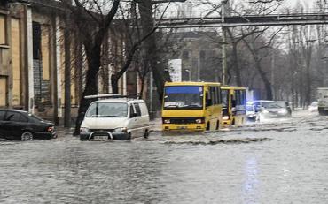 Погода меняет планы: Украину ждет наводнение (ВИДЕО)
