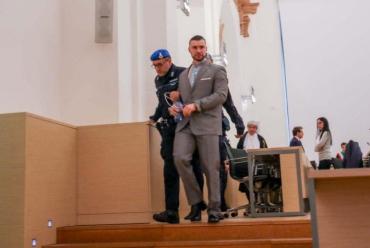 Суд города Павия после двухлетних разбирательств вынес приговор бойцу Нацгвардии Виталию Маркиву