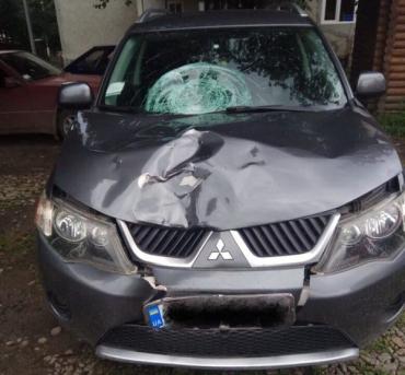 В Закарпатье неизвестный на безумной скорости сбил насмерть пешехода
