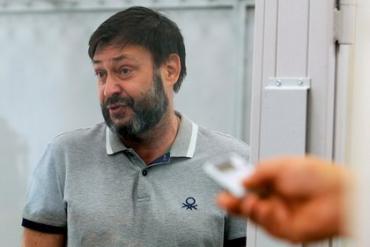 Суд решил освободить Кирилла Вышинского