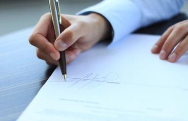 Юстиція Закарпаття: Внесено зміни до деяких форм заяв у сфері державної реєстрації громадських формувань