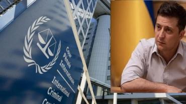 Президент Украины Владимир Зеленский отреагировал на решение трибунала