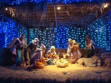 Христос Рождается! Славим его!