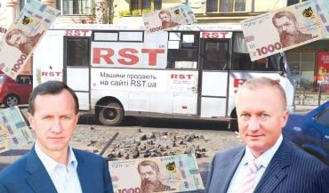 """Мер Ужгорода Андріїв, готуючись до програшу на виборах, """"ділить"""" міський бюджет-2021 на свою користь!"""