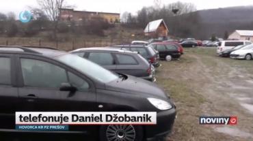 """Сотні """"євроблях"""" із Закарпаття заполонили двори жителів словацької Ублі"""