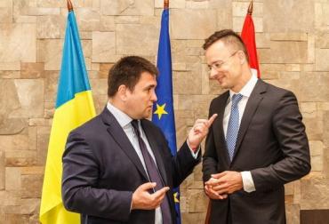 Петер Сійярто: Угорщина уважно стежить за політикою України стосовно національних меншин