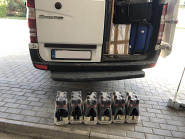 На кордоні Закарпаття митники вилучили вино та каву — з Аппенін та Нідерландів
