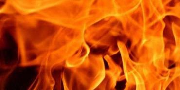 Возле Ужгорода жилую квартиру охватило неистовое пламя