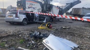 Подробности жуткого ДТП под Ужгород, где погибли двое людей