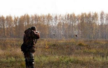 Через воєнний стан в Україні забороняють полювання