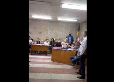 Андріїв с помощью ромов победил териториально-избирательную комиссию Ужгорода