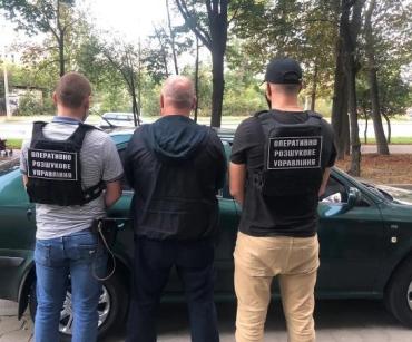 """Російського """"диверсанта"""" з провідником-українцем упіймали на кордоні Закарпаття"""