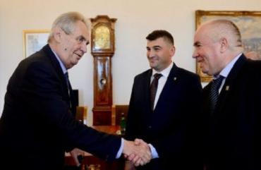 Двох лідерів Всесвітньої ради підкарпатських русинів заарештувала поліція Чехії