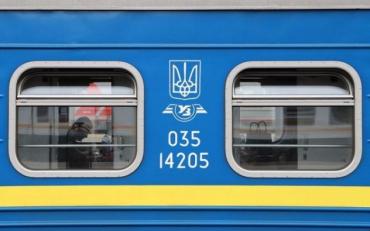 """С понедельника в бывшем """"красном"""" городе Чоп снова будут останавливаться поезда"""