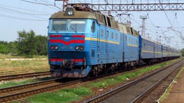 """Цієї неділі відправиться перший поїзд сполученням """"Запоріжжя-Ужгород"""""""