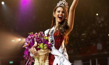 Титул «Міс Всесвіт-2018» завоювала 24-річна Катріона Грей з Філіппін