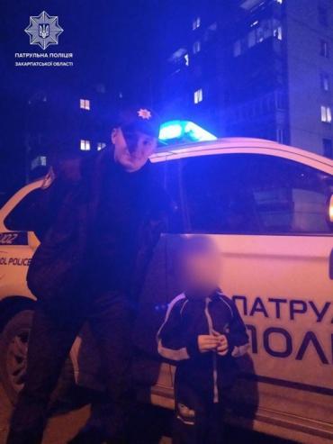 В Ужгороде мама вечером потеряла любимого сына