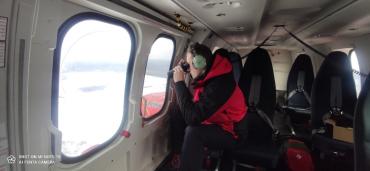 Вторая неделя поисков: В Закарпатье с вертолёта пытаются найти исчезнувшего туриста