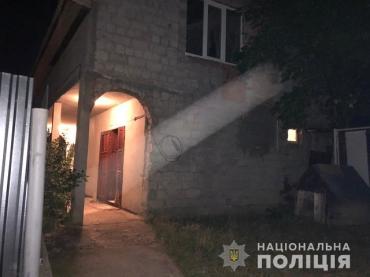 В областном центре Закарпатья ночной грабитель попал в ловушку