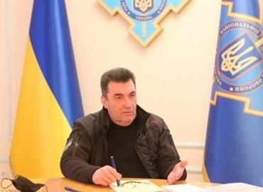 """СНБО ввел ограничения против 100 украинцев из """"черного списка"""" США"""