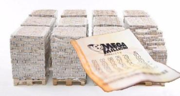 Призовой фонд лотереи вырос вечером в пятницу