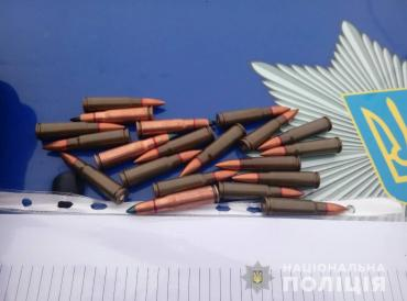 Закарпаття. Поліція вилучила набої у мешканця Ужгородщини