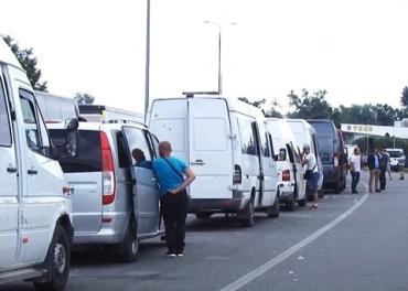 Очереди на КПП «Тиса» на украинско - венгерской границе в Закарпатье: Правила пересечения