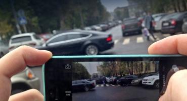 В Украине за доносы на водителей будут давать 10% от штрафа