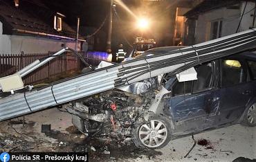 """""""Паранормальное"""" ДТП: Пьяные словаки надули 9 промилле, но кто был за рулем - загадка"""