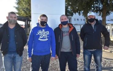 В Польше украинцы вынули из петли 25-летнего поляка