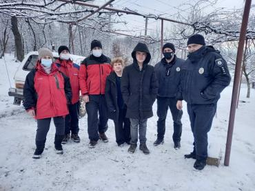 В Закарпатье нашли пропавшего накануне малолетнего мальчика, прочесали весь город