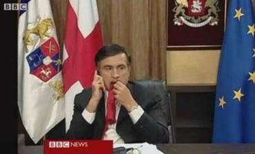 За деньги и бен Ладену дадут справку, - Саакашвили о коррупции в правоохранительных органах Украины