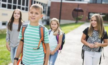 Міністерство охорони здоров'я розробляє правила, за якими діти підуть вчитися в школи з 1 вересня
